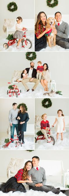 Mini Sessions for Harvey Relief Christmas Family Photos Outfit Inspiration Winter Family Photos, Family Christmas Pictures, Family Pictures, Christmas Family Photography, Christmas Pictures Outfits, Family Christmas Outfits, Xmas Pics, Xmas Photos, Family Christmas Cards