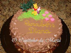 O Cantinho da Marta: Bolo de Chocolate com Mousse de Chocolate de Leite