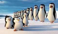 """Getting to Know the """"Penguins Of Madagascar"""""""
