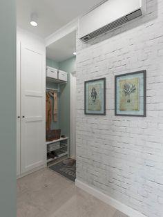 Уютная скандинавская квартира 52 м² в Москве – Красивые квартиры