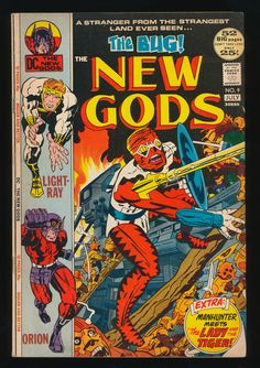New Gods #9 - Jack Kirby