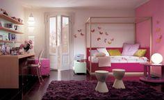 Mädchen Jugendzimmer