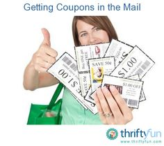 This guide is about getting coupon in the mail. Find the best way to get coupons for products you want by US mail.