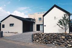 제주도의 풍경 속에서 느긋하게 머무는 집, 농가주택 리모델링 (출처 Juhwan Moon)