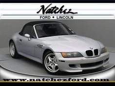 ***BMW ROADSTER M3*** CONVERTIBLE*** 5 SPEED MANUAL*** 2 DOORS, BLACK SPORTS BUCKET HEATED SEATS, PREMIUM BMW CHROME WHEELS, LIKE NEW TIRES, CD PLAYER,  POWER DOORS, POWER WINDOWS & MORE!!! POWERFUL 3.2LITER 6CYLINDER ENGINE.... GREAT SAFETY EQUIPMENT TO KEEP YOU SAFE ON THE ROAD: ABS, TRACTION CONTROL, DRIVER  AIRBAGS.... CALL CHRIS GANN @601-597-8714 AND TURN YOUR FRIENDS GREEN WITH JEALOUSY WHILE YOU RIDE WITH THE TOP DOWN ON THIS BEAUTIFUL BMW!!!