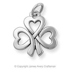 http://secure.jamesavery.com/jewelry/search/product/CM-1547/Shamrock-of-Hearts-Charm/