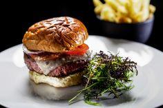Burger @ Sofitel Paris Baltimore  Tour Eiffel #France