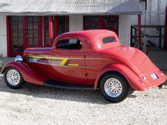 Billy F. Gibbons ZZ Top Car