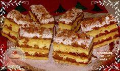 Hungarian Desserts, Hungarian Recipes, Torte Cake, Sweet Life, Fondant, Waffles, Cake Recipes, Bakery, Food And Drink