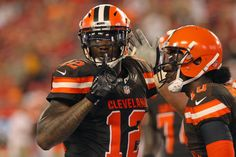 """Browns' HC Hue Jackson says team """"moving on"""" from WR Josh Gordon = This is most likely the end of the line for Browns' WR Josh Gordon, at least in Cleveland. The former Baylor star, who ran into trouble in college and was taken in the supplemental draft, recently went back into rehab. He hasn't played....."""