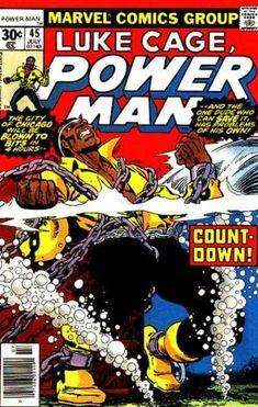 Luke Cage, Power Man