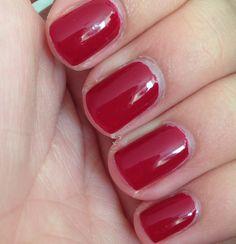 5 okt: Catrice - Roaring Red 3