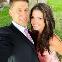 """Marie Avgeropoulos 🇨🇦🧿 on Instagram: """"Loved spending a day celebrating love ❤️ with @angelals18 & @philhurtubise as they rang in the wedding bells ! Oh and @alainmoussi cleaned…"""" Marie Avgeropoulos, Fan Page, Friend Wedding, Wedding Bells, Love, Celebrities, Instagram, Amor, Celebs"""