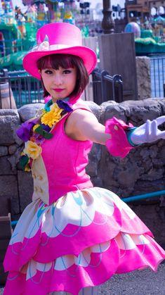 Festival Girls, Carnival Festival, Disney Villains, Disney Wallpaper, Cool Costumes, Harajuku, Pink Ladies, Dancer, Kawaii