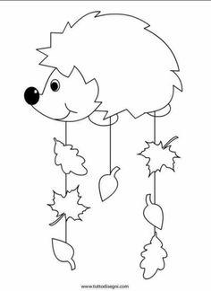 * * *La boite à idées de l atelier * *: Diy automne activités Autumn Crafts, Fall Crafts For Kids, Autumn Art, Toddler Crafts, Preschool Activities, Art For Kids, Diy Autumn, Easy Crafts, Diy And Crafts