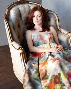 """""""My mother always said a house is never finished.""""- Julianne Moore"""