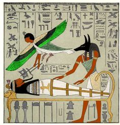 the egyptian after life