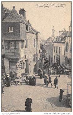 Cartes Postales > Europe > France > [29] Finistère > Lesneven - Delcampe.net