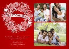 2013 Christmas Card. Travel theme Christmas or holiday card. And I ...