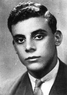 Ariel Shapiro, circa 1939, Fotograf unbekannt.