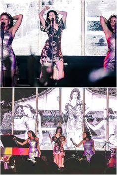 Feb.28, 2018: Lana Del Rey performing in Honolulu, Hawaii #LDR