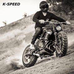 Ottonero Cafe Racer: K -Gun