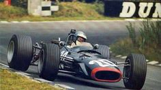 Piers Courage, BRM P126, British Grand Prix 1968 (Brands Hatch)