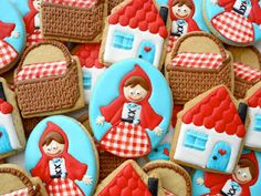Oh Sugar Events: Fairy Tale Cookies