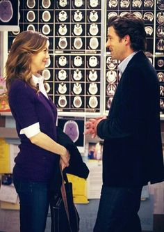 Grey's anatomy derek proposes meredith