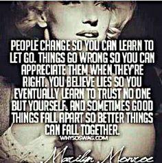 Marilin Monroe Quotes
