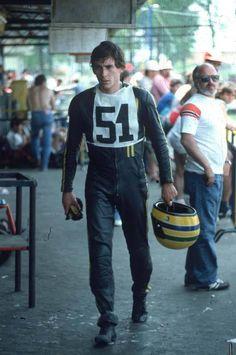 Ayrton Senna, Kalmar (Sweden) 1982