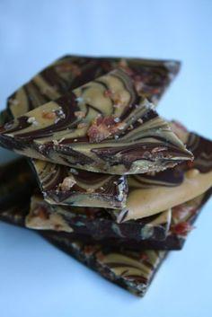 ... Bark - Brittle on Pinterest | Bark recipe, Chocolate bark and Pretzel