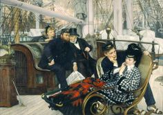 Your Paintings - James Tissot paintings