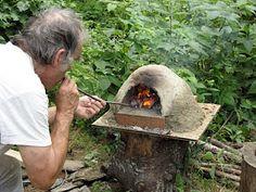 Mini Earthen Oven....