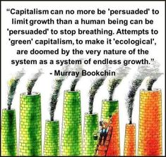 Green capitalism is still a problem. Ozone Depletion, Global Warming Climate Change, Political Beliefs, Politics, Save The Planet, Anarchy, In This World, How To Plan, Athens