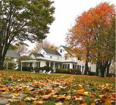 Susan Branch home in Martha's Vineyard.
