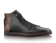 Louis Vuitton high top