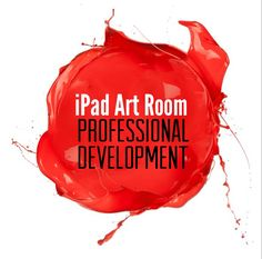 Join an iPad Art Room PD for Visual Art Teachers!  www.ipadartroom.com