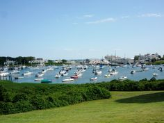 Harwich Port, Cape Cod, Massachusetts. I think this scene encapsulates what Cape Cod is all about: http://visitingnewengland.com/blog-photo-tour/2011/08/21/harwich-port-cape-cod-masssachusetts/