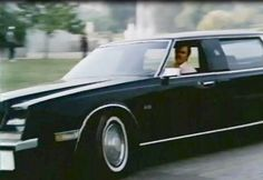 Burt Reynolds' own Imperial limo makes another appearance in the 1985 movie Stick, where he plays an ex-con turned chauffeur.