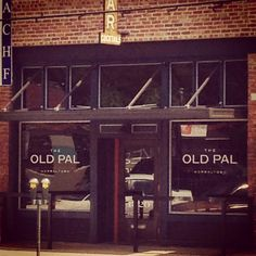 The Old Pal in Normaltown | Athens, Ga.