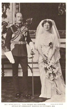 Chic Vintage Bride - Princess Alexandra