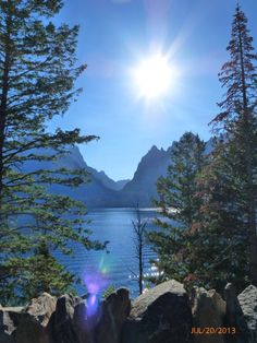 Jenny Lake, Grand Teton National Park''13 Road Trip