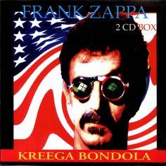 Kreega Bondola cover  Bootleg CD