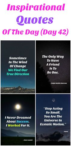 These Inspirational Quotes do direct us towards our goal by motivating us. By reading these quotes we get inspired and motivated. Motivational Quotes. Inspirational Quotes.