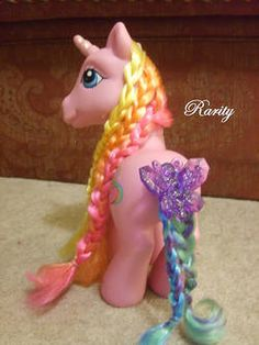 Pony Braid Crush 2