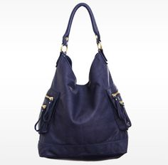 Dylan Large Shoulder Bag - Lina Pelle collection