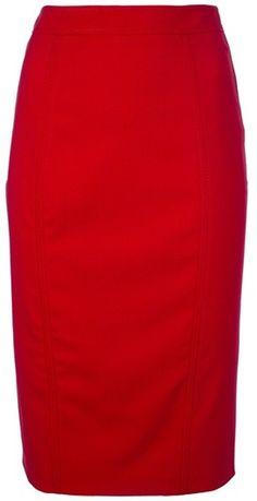VALENTINO Pencil Skirt