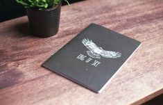 This is so unique. ❤️ Have you seen a notebook like this? The white print is the unusual technique of printing and not everyone could use it in their work. Handmade Notebook, Bison, Brown Beige, Wood Colors, Horns, Notebooks, Eagle, Illustration Art, Traveling