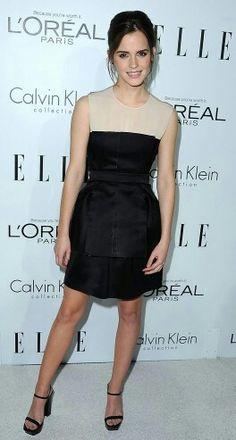 Emma Watson style.